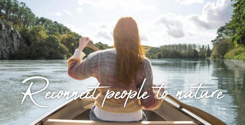 Reconnect People to Nature